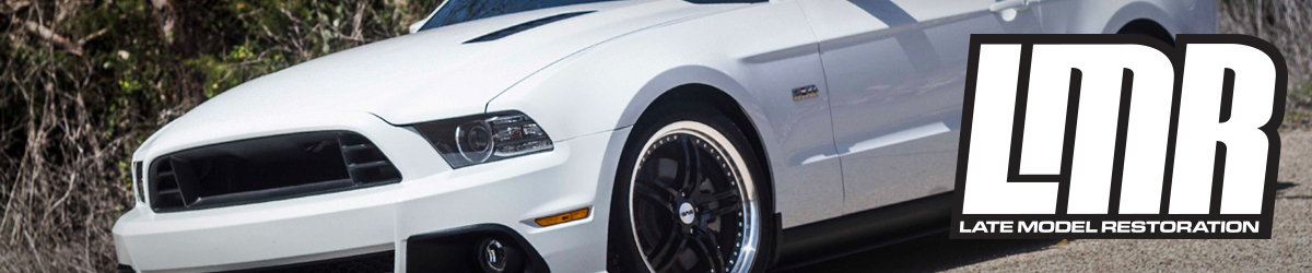 LMR's Instagram Top 20 Mustang Mods