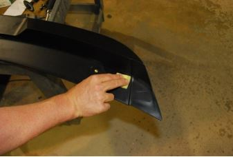 How To Install 2015-16 Mustang CDC Outlaw Spoiler - How To Install 2015-16 Mustang CDC Outlaw Spoiler