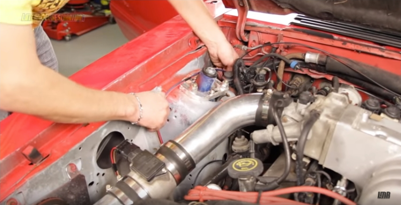How To Install Fox Body Mustang Mass Air Conversion (86-88) - How To Install Fox Body Mustang Mass Air Conversion (86-88)