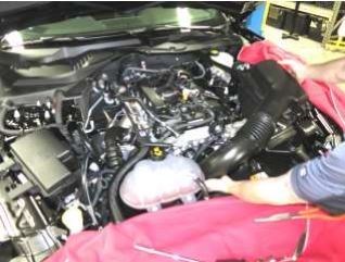 How To Install Mustang Ecoboost AEM Intake 21740C - How To Install Mustang Ecoboost AEM Intake 21740C