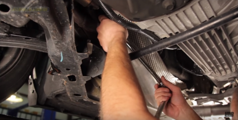 How To Install Mustang GT Mid Pipe (11-14) - How To Install Mustang GT Mid Pipe (11-14)