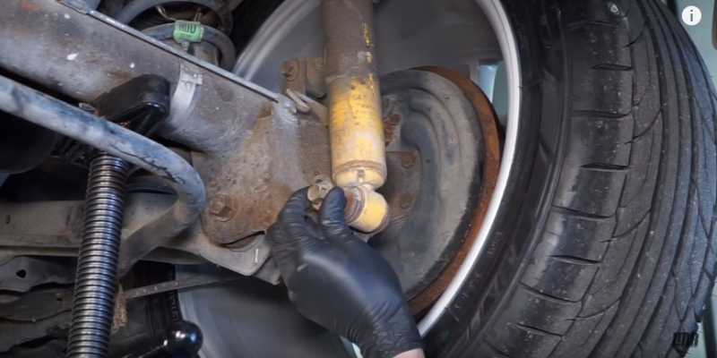 How To Install Mustang Rear Shock Bracket (86-04) - How To Install Mustang Rear Shock Bracket (86-04)