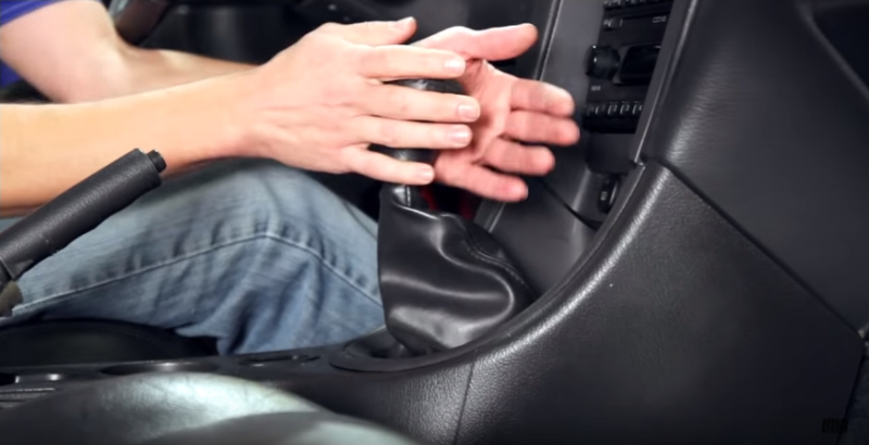 How To Install Mustang Steeda Tri-Ax Race Short Throw Shifter - How To Install Mustang Steeda Tri-Ax Race Short Throw Shifter