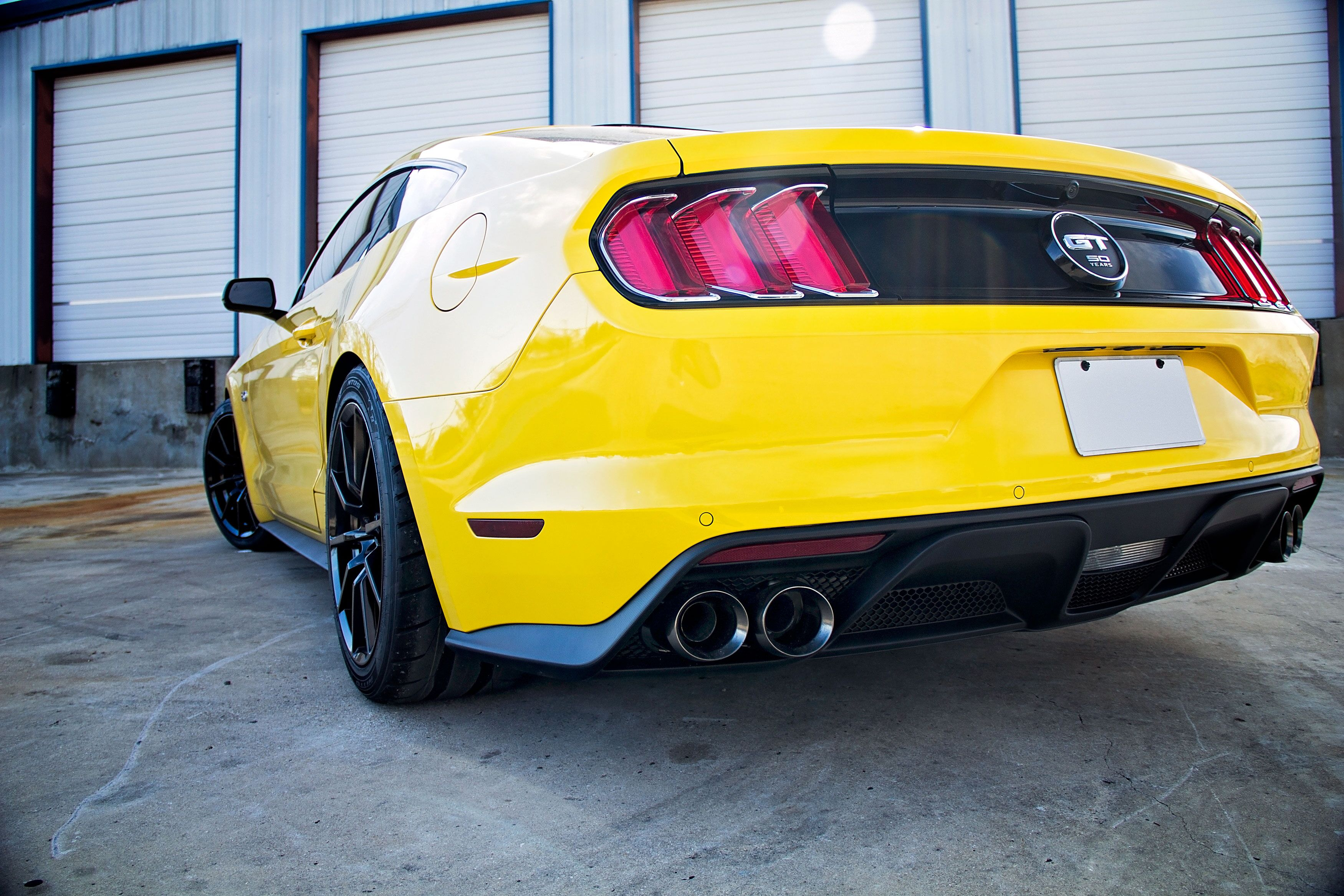 LMR Shop Car Build - 2015 Yellow Mustang GT - LMR Shop Car Build - 2015 Yellow Mustang GT