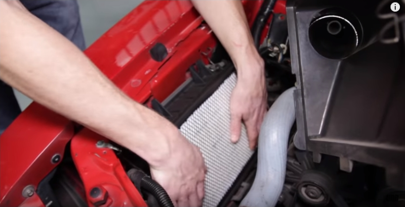 How To Change An Air Filter In A Ford Mustang - How To Change An Air Filter In A Ford Mustang