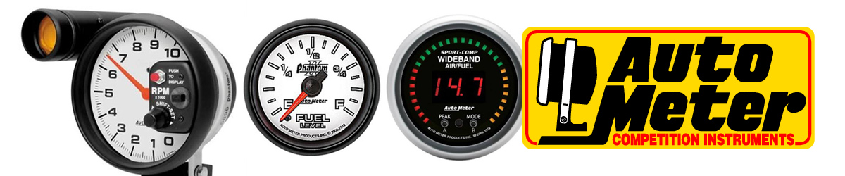 Mustang Autometer Gauges