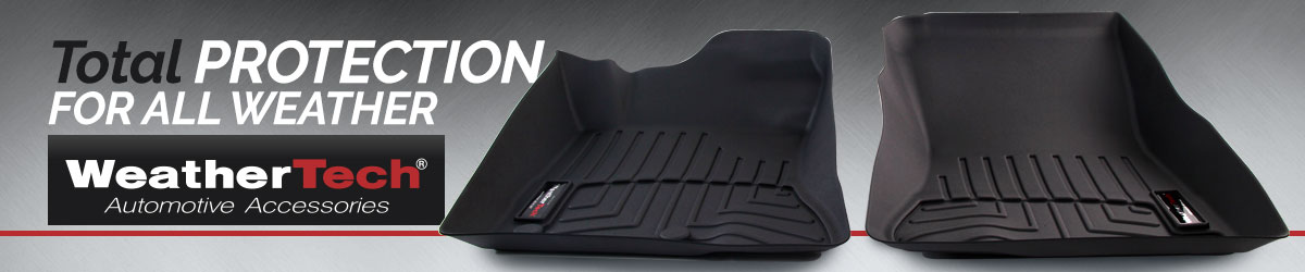 Mustang Carpet & Floor Mats