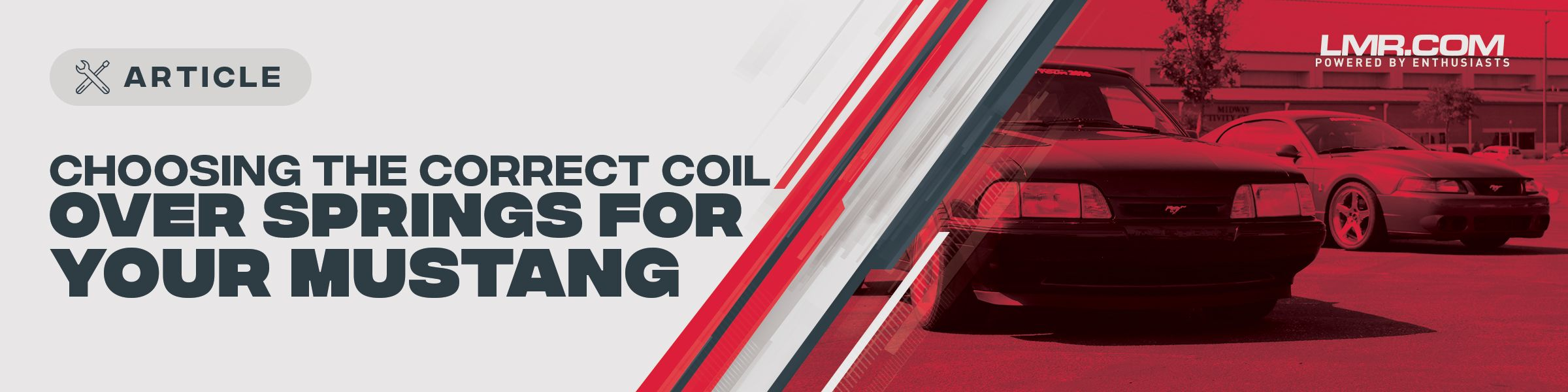 Mustang Front Coilover Conversion Guide - Mustang Front Coilover Conversion Guide