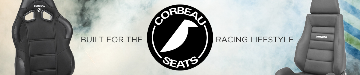 Mustang Corbeau Seats & Accessories