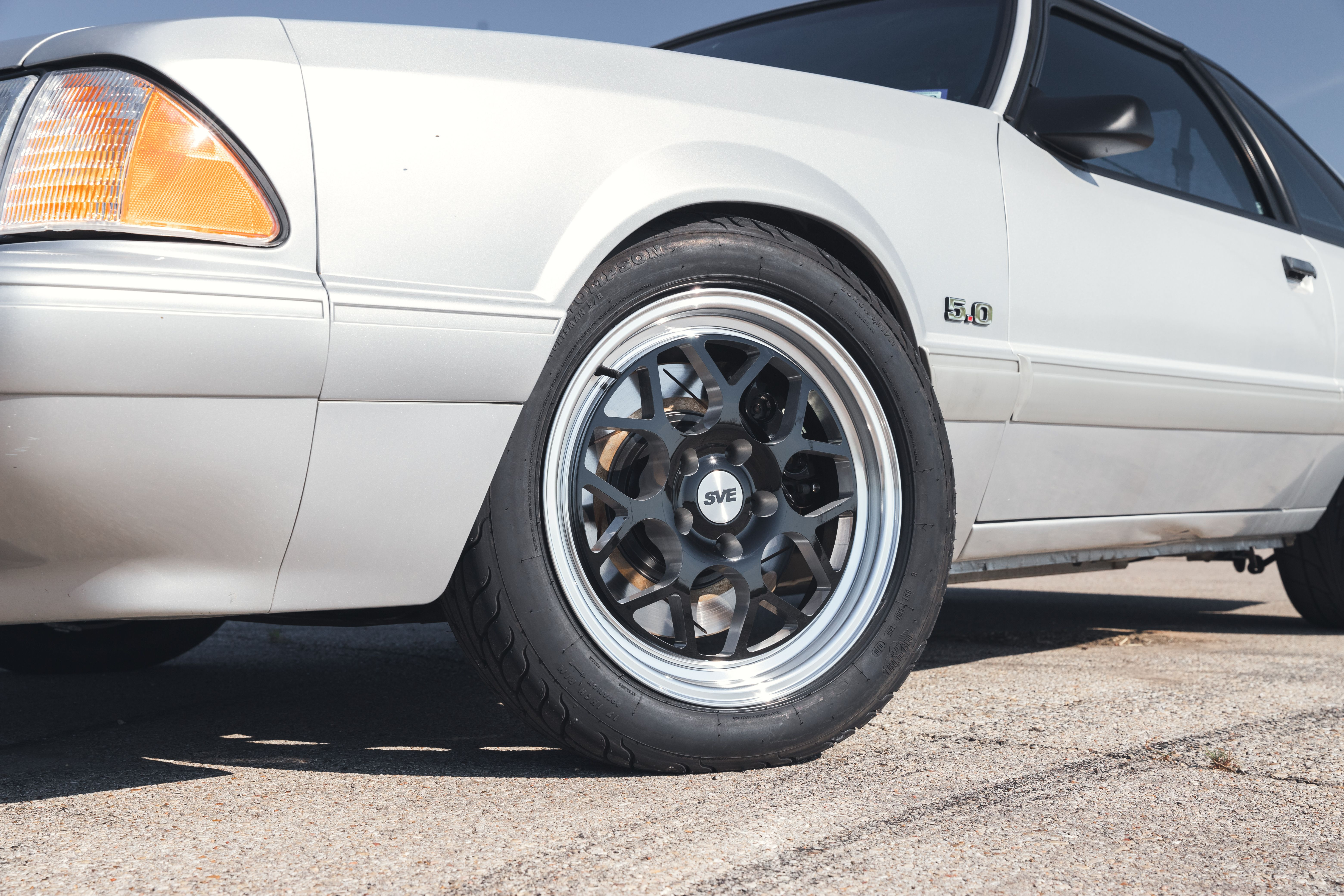Mustang Drag Comp Wheels | SVE Product Highlight   - Mustang Drag Comp Wheels | SVE Product Highlight