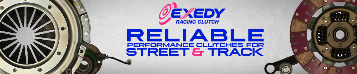 Mustang Exedy Clutches