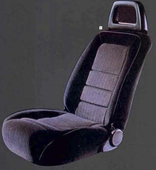 Fox Body Mustang Seat Guide - Fox Body Mustang Seat Guide
