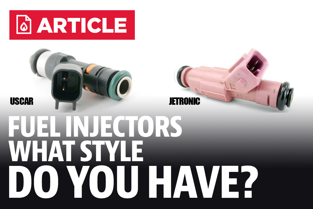 Mustang Fuel Injectors: What Style Do You Have? - LMR