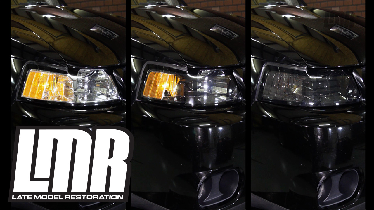 Mustang Headlight Installation Comparison 99 04 New Edge Cobra Wiring Diagram