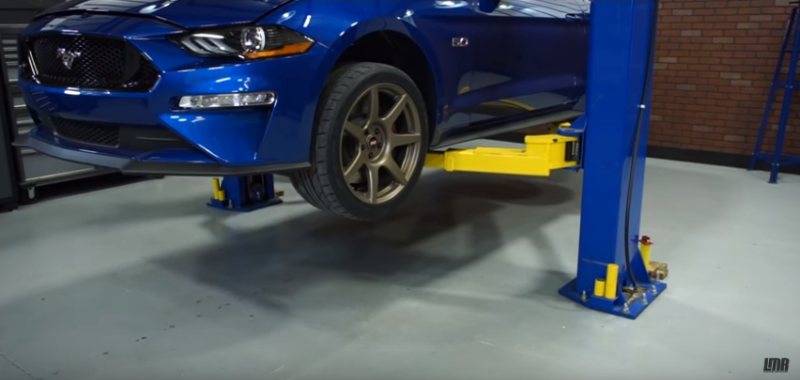 How To Install Mustang IRS Subframe Support Brace (2015-2019) - How To Install Mustang IRS Subframe Support Brace (2015-2019)