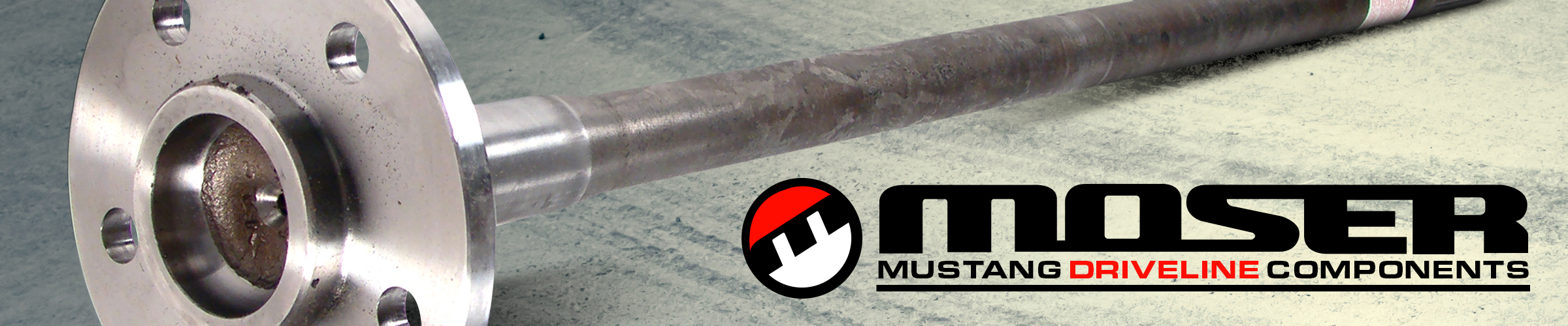 Mustang Moser Axles & Parts