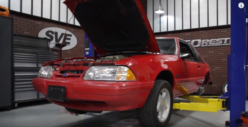 How To Change Engine Oil In A Ford Mustang - How To Change Engine Oil In A Ford Mustang