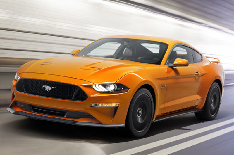 Mustang Orange Colors & Paint Codes - Mustang Orange Colors & Paint Codes