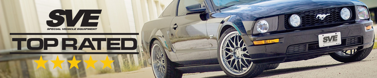 2005-2009 Mustang Top SVE Picks