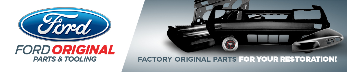 Original Ford & Ford Tooling Parts