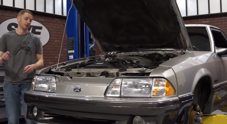How To Remove & Delete Mustang Smog Pump (1982-1995) - How To Remove & Delete Mustang Smog Pump (1982-1995)