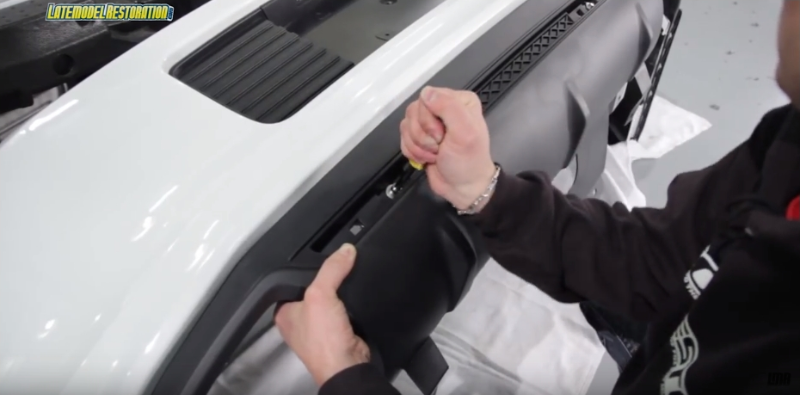 How To Install Roush Mustang Rear Valance Install (13-14) - How To Install Roush Mustang Rear Valance Install (13-14)