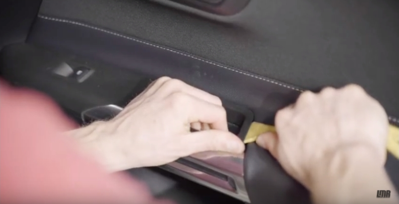 How To Remove S550 Mustang Door Panel - How To Remove S550 Mustang Door Panel