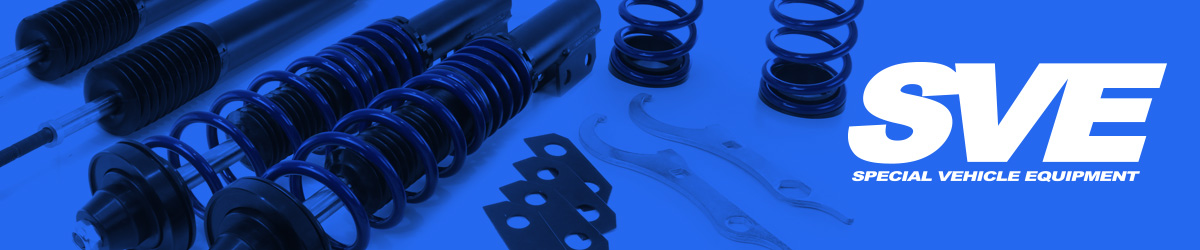 SVE Mustang Coilover Kits