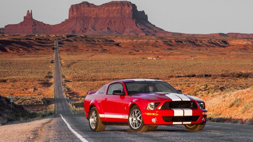 Top 10 Fastest Production Mustangs - Top 10 Fastest Production Mustangs
