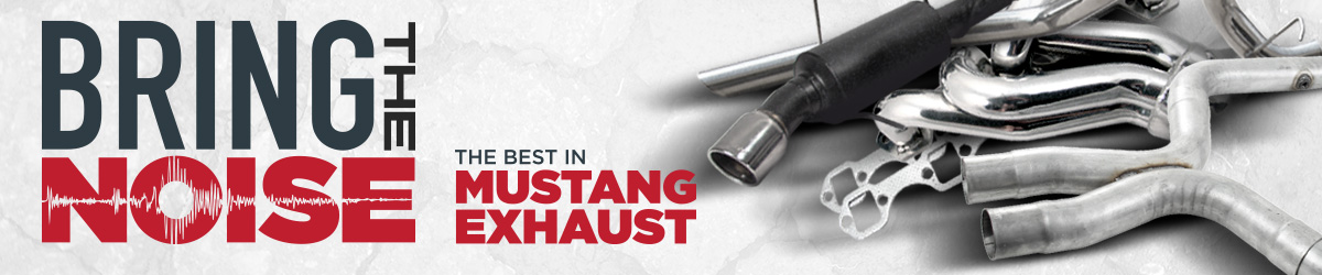 Top 2015-16 Mustang Exhaust Mods