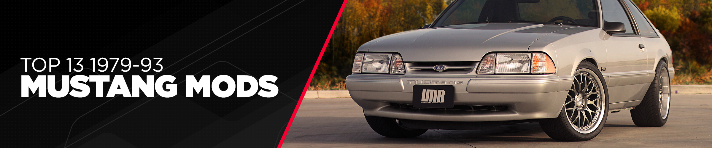 Top 13 Mustang Fox Body Mods - LMR com