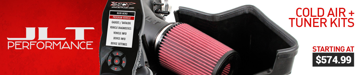 Top Mustang Cold Air Intake Kits