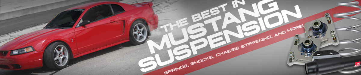 Top Mustang Suspension Parts