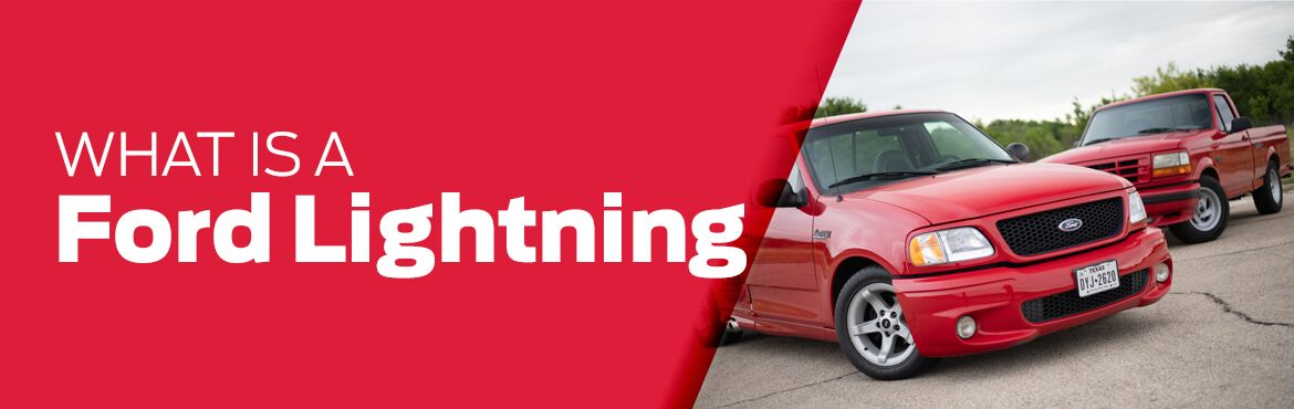 What Is A Ford Lightning? - What Is A Ford Lightning?