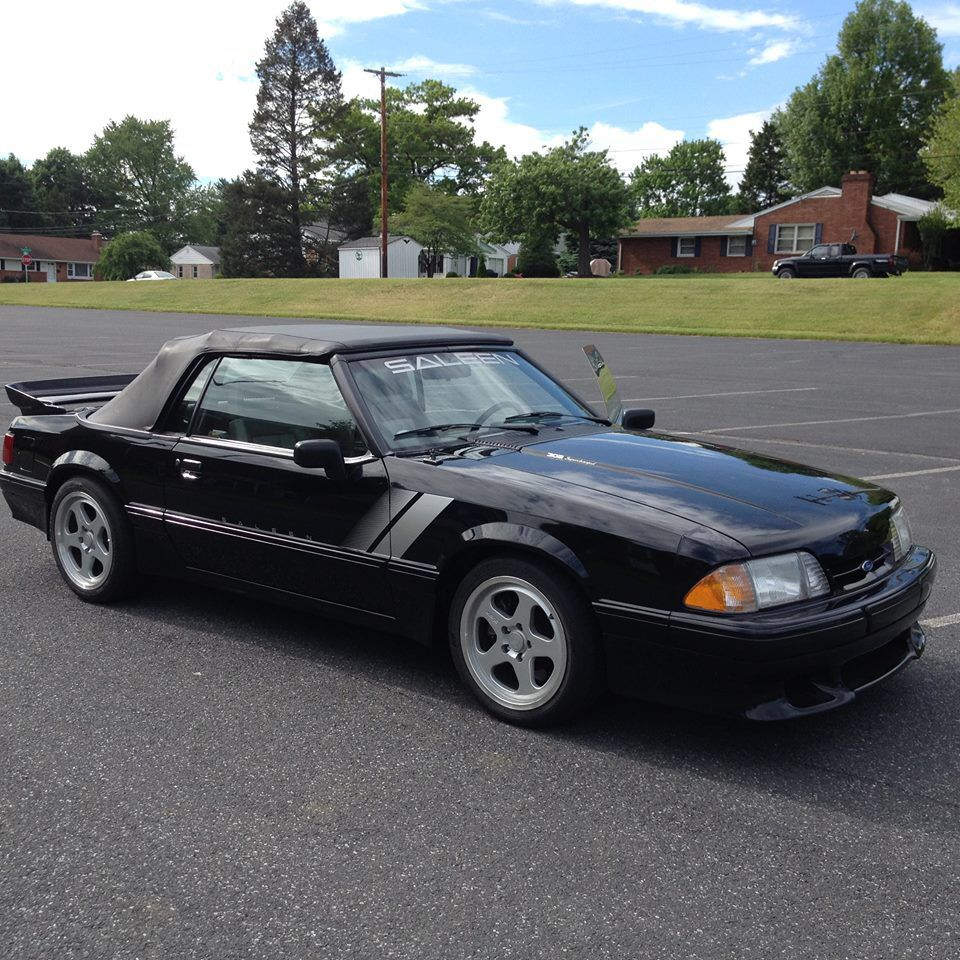 What Is A Fox Body Saleen? - LMR.com