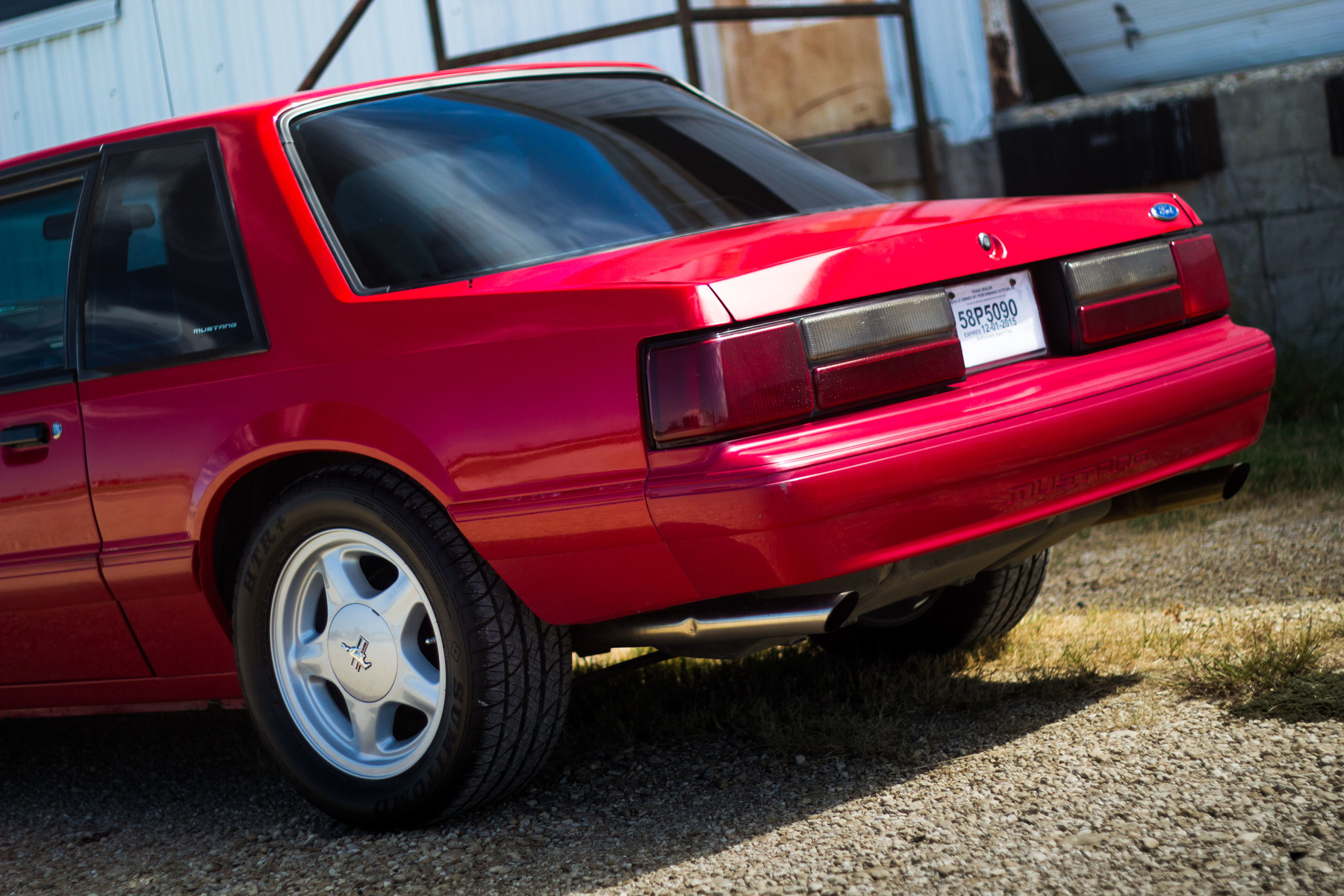 What Is A Notchback Mustang? - What Is A Notchback Mustang?