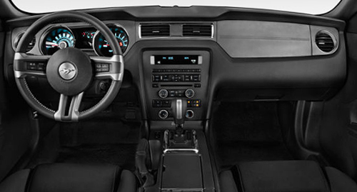 What Is An S197 Mustang? - 2014 Mustang Interior