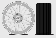 Wheel & Tire Kit Mounting And Balancing Process - Wheel & Tire Kit Mounting And Balancing Process
